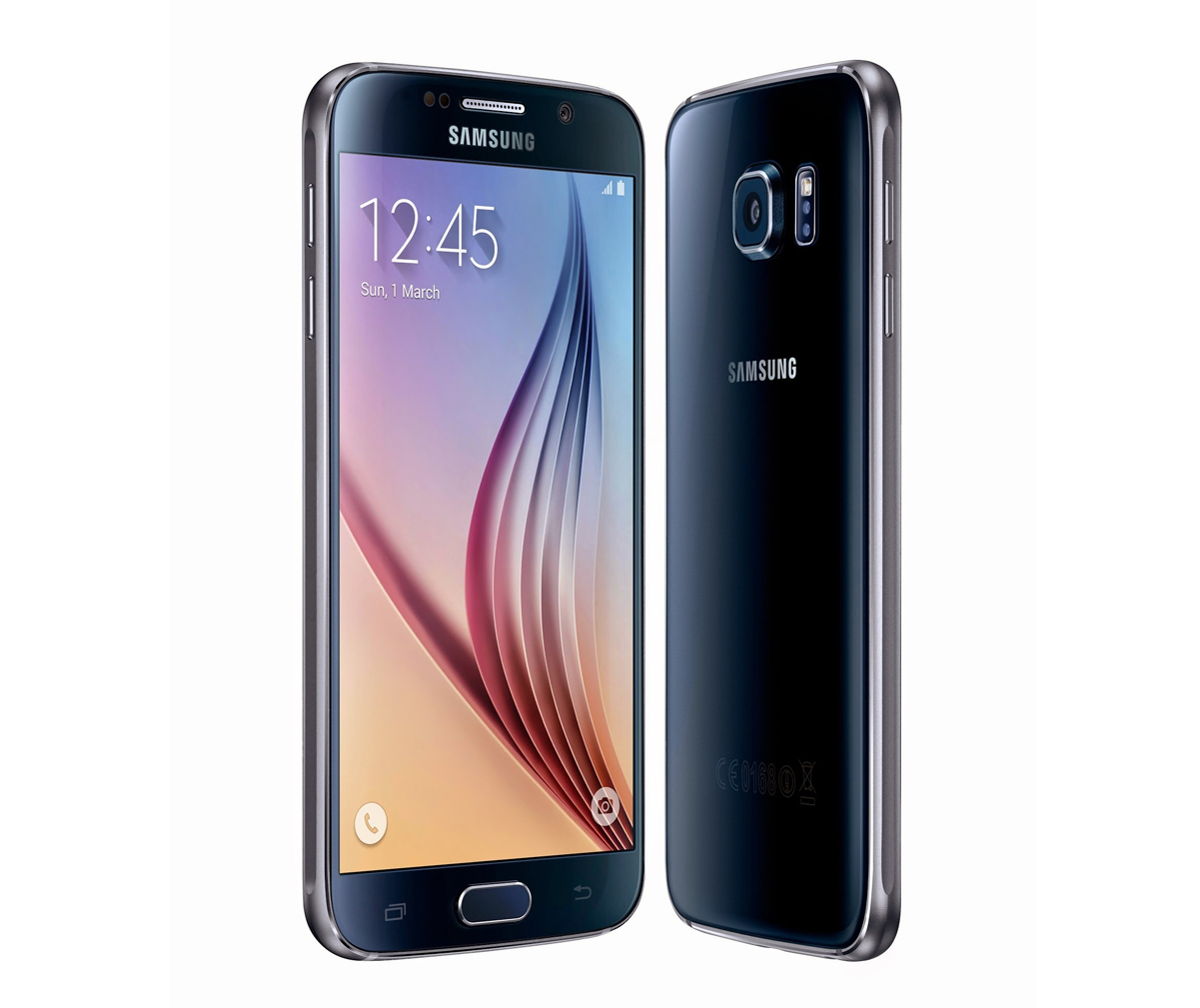Samsung officialise ses Galaxy S6