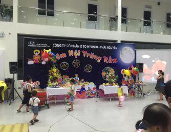Trung thu 2016 Hyundai Thái Nguyên