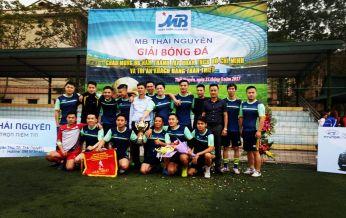 Giải bóng đá chào mừng 86 năm ngày thành lập Đoàn thanh niên Cộng sản Hồ Chí Minh