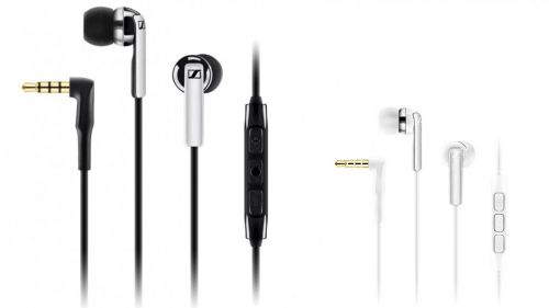 Sennheiser CX2.00 New Nobox (Android vs iOS)