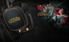 Skullcandy Astro A30 Likenew Fullbox (League of Legend Version)