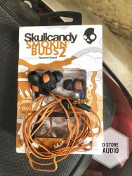 Skullcandy Smokin Buds 2 Brandnew Fullbox