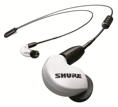 Shure SE215 Wireless Likenew Fullbox