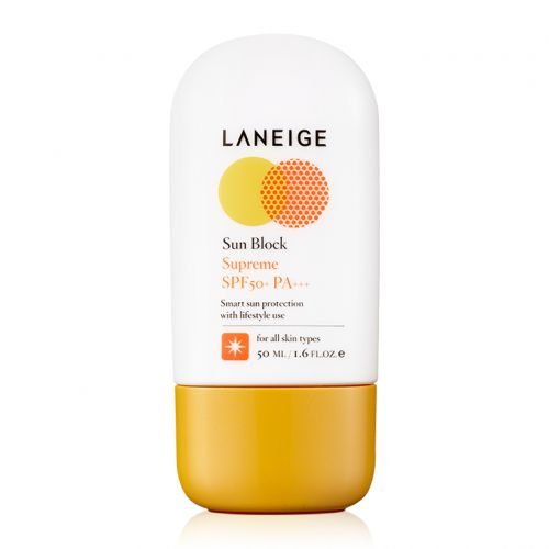Kem chống nắng cho mọi loại da Laneige Sun Block Supreme SPF50+ PA+++ 50ml