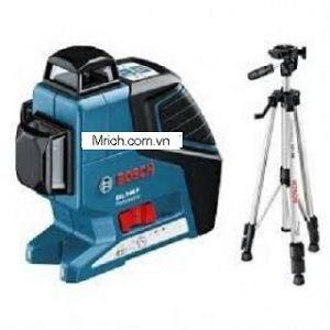 Máy Cân bằng Laser Bosch Xoay GLL 3-80