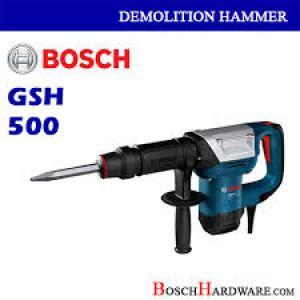 Máy đục bê tông bosch gsh500