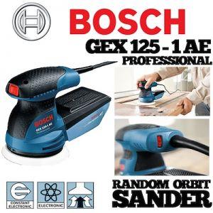 BOSCH GEX 125 -1EA