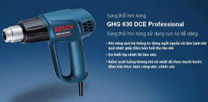 BOSCH GHG 630 DCE