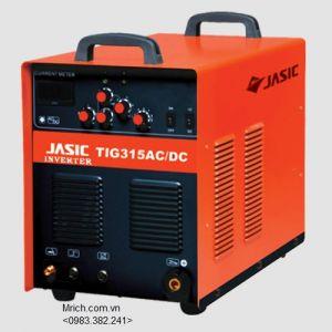 Máy hàn Tig xung nhôm Jasic TIG-315P ACDC (R67/W167)