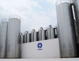 Nhà máy sữa Vinamilk