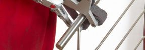 Đánh sước HL/NO4 cho thang máy ,lan can ,cầu thang
