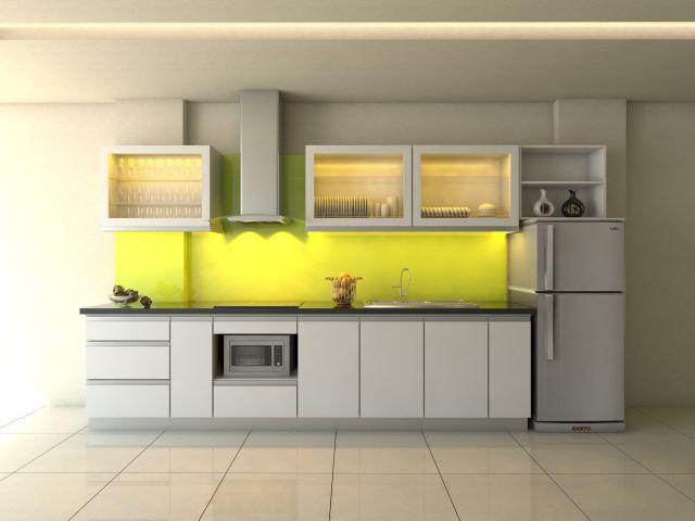 Tủ bếp MS04
