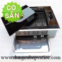 Lò nướng không khói dùng điện