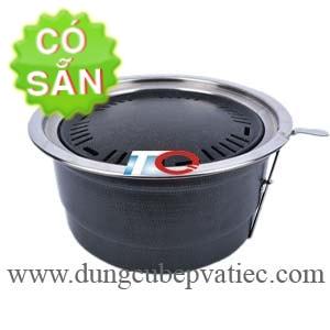 Bếp nướng than tại bàn 265