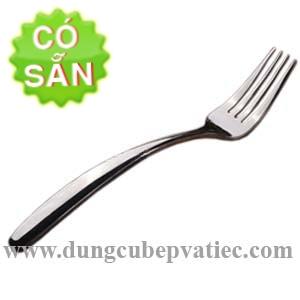 Nĩa ăn chính inox 185mm