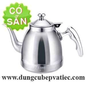 Bình pha trà inox đẹp có lọc 1500ml