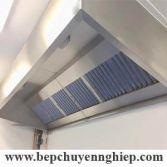Hệ thống hút khói mùi cách âm bếp và dàn nóng công nghiệp