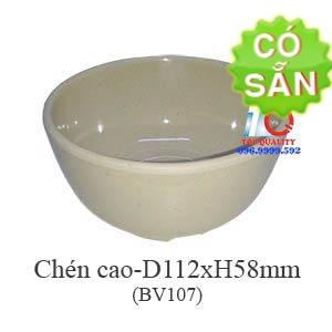 Chén cơm màu nâu đá BV107-4.5