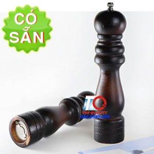 Ống xay tiêu cầm tay bằng gỗ 250mm