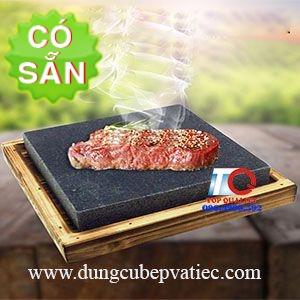 Đá nướng thịt tại bàn từ Hàn Quốc