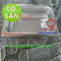 Vỉ lưới inox cho khay gn
