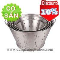 Rổ rá inox 304 D320-360-400-450mm