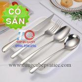 Bộ dao muỗng nĩa cao cấp cho nhà hàng