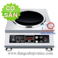 Bếp từ công nghiệp mặt lõm 4200w