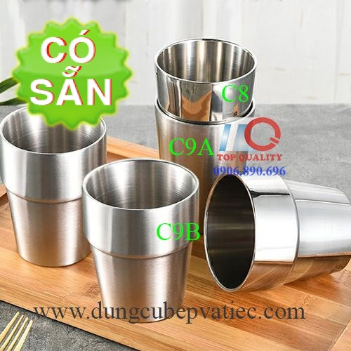 Ly inox 304 giữ nhiệt cao cấp