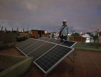 Điện năng lượng mặt trời 1KW