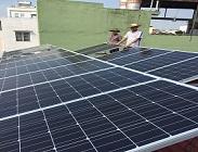 Điện năng lượng mặt trời hoà lưới 3Kw
