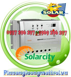 Điều khiển sạc năng lượng mặt trời MPPT 40A 48v Auto