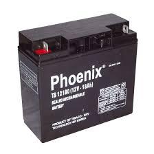 Ắc Quy Phoenix Kín Khí CN 12V-18Ah (TS12180)