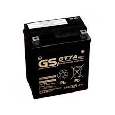 Ắc quy GS cho xe máy Honda Lead, SCR, SH, @ 12V- 7Ah (GT7A)