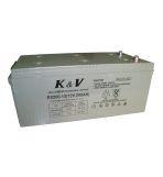 ẮC QUY K&V ES150H-12(2V/150AH)