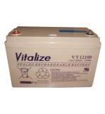ÁC QUY VITALIZE VGS 12100(12V-100AH)