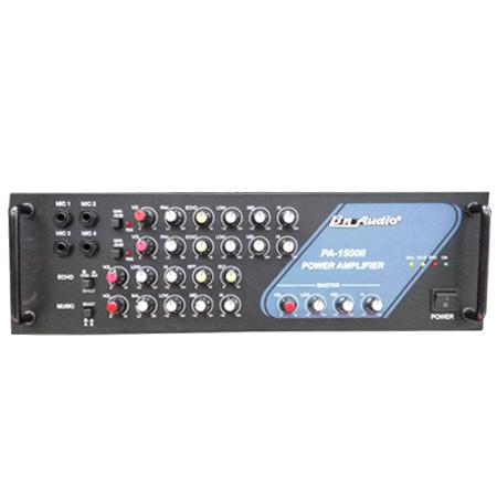 Amply BN AUDIO PA-1500 II