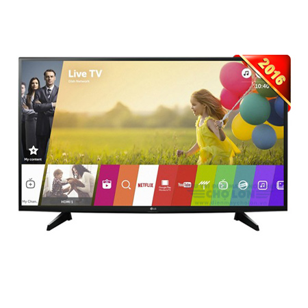 Smart Tivi LED Ultra HD 4K LG 43 Inch 43UH610T