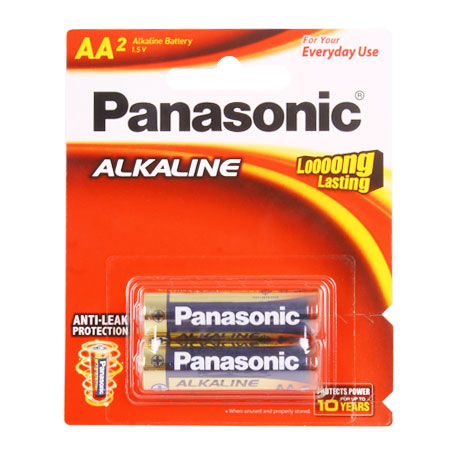 Pin PANASONIC LR6T/2B-V
