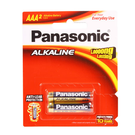 Pin PANASONIC LR03T/2B-V