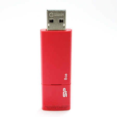 USB FLASH DRIVE 2.0 ULTIMA U05-8GB SILICON