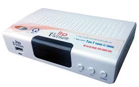 Đầu thu truyền hình DVB T2 LTP - LTP
