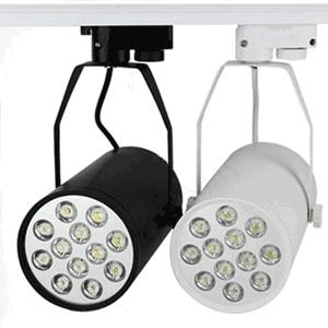 Đèn LED thanh ray cho shop quần áo 12w
