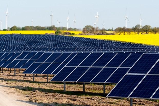 Hệ thống điện năng lượng mặt trời hòa lưới 10KWPV