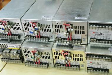Nguồn Switching power _ nguồn tổ ong 48v-10A có quạt