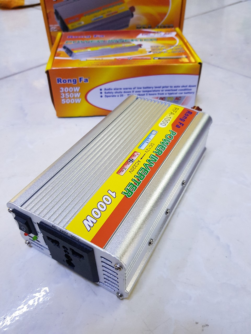 Inverter 500W - Kích điện Power - IN500-P