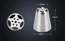 ĐUI 3D - SỐ 3 ( 2.6*3.8*4.4cm)