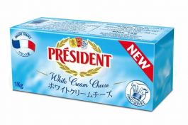 Phomai Cream Cheese President 1Kg