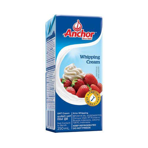 Kem sữa WHIPPING - Anchor 250ml