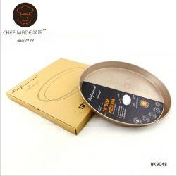 Chefmade - Khay nướng pizza đế dày - 27cm